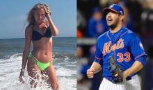 Looks Like Mets Ace Matt Harvey Has Himself a New Smoking Hot Instagram Model Girlfriend (Pics)