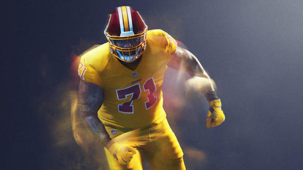 Redskins' uniforms vs. Cowboys still a mystery