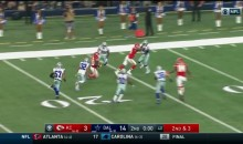 Dallas Cowboys Give Us The Worst Defensive Play In The History Of The League (VIDEO)
