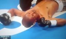 Boxer's Devastating Punch Lands Him World Record for Fastest Title Knockout EVER (VIDEO)