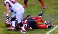 Bucs LB Adarius Glanton Carted Off Field After Gruesome Leg Break (VIDEO)