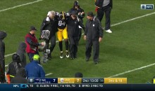 BREAKING: Steelers WR Antonio Brown Has A Partially Torn Calf Muscle