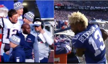Odell Beckham Jr. Points Out Double Standard Between His Sideline Outbursts & Tom Brady's Outbursts