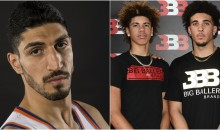 Enes Kanter Says Ball Brothers Will Hate Playing In Lithuania
