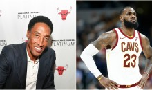 Scottie Pippen Says That LeBron James Has 'Probably' Passed Michael Jordan (VIDEO)