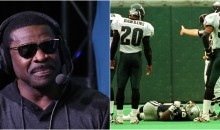 Michael Irvin Rips Cowboys Fans Cheering Carson Wentz Injury Because of His Old Injury