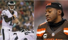 Robert Griffin III Says He Can Do Carson Wentz Type Things; Believes Eagles Should Sign Him (VIDEO)