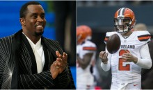 Johnny Manziel Reportedly Reached Out To Diddy To Help Purchase The Carolina Panthers