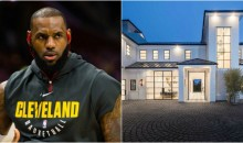 LeBron James Pays $23M For 2nd Home In The Los Angeles Area (PICS)