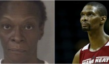 Chris Bosh's Mom Arrested For Drugs; Used Disabled Man's Check To Pay Her Rent