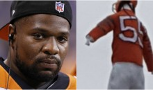 Steelers Fans Send Disgusting Racist Message By Hanging A Vontaze Burfict Dummy From A Noose