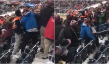 Chicago Bears Fans Brawl Against Each Other During Game vs. Browns (VIDEO)