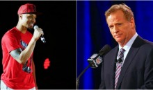 Damian Lillard Ponders Why Roger Goodell Gets $40M A Year While Players Get Non-Guaranteed Contracts