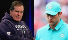 """Dolphins Coach Adam Gase Says Patriots' Patented """"Double-Score"""" Is Basically Inevitable"""