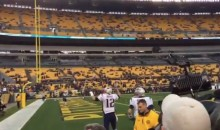 Tom Brady Gets Booed By Steelers Fans, Asks For More (VIDEO)