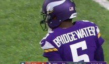 Teddy Bridgewater Enters Game For Vikings vs. Bengals; First Game Since 2016 (VIDEO)