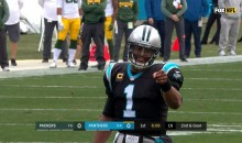 Cam Newton Tells Packers Defense To 'Watch This' Right Before Throwing TD (VIDEO)