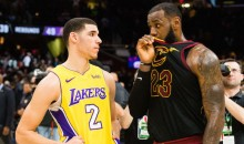 Cavs Troll Lonzo Ball by Playing Not One But Three Nas Songs During Warmups (VIDEO)
