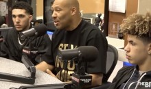 LaVar Ball Says He Would Be Viewed & Treated Differently If He Was A White Man (VIDEO)