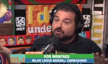 Dan Le Batard Calls MLB Commissioner Rob Manfred a Liar, Gets Into Heated Argument Over Marlins Trades (VIDEO)