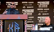 Dana White Says UFC Is Talking to Floyd Mayweather About Possible MMA Fight