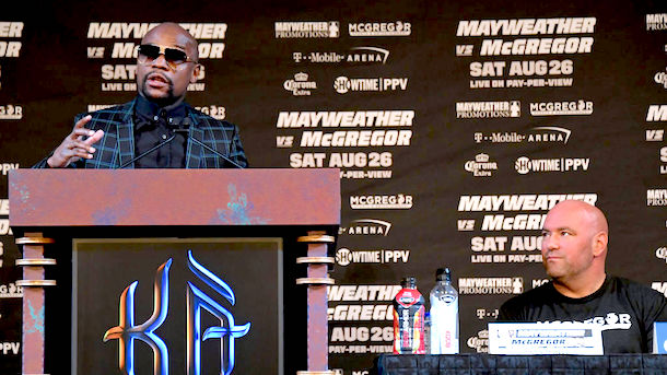 Will Floyd Mayweather Have A 2018 UFC Fight? Conor McGregor Rematch Unlikely