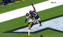 Texans WR DeAndre Hopkins  Just Pulled In The CATCH OF THE YEAR (VIDEO)