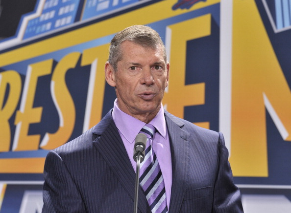 Vince McMahon has sold his shares in the WWE