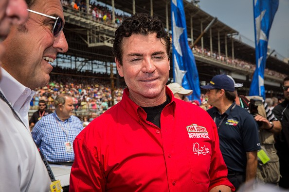 Papa John's says founder resigned as chairman of the board