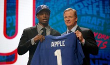 BREAKING: Giants Suspend Eli Apple For The Rest Of The Season