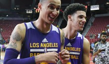 Lonzo Ball's Teammate Kyle Kuzma Mocks Big Baller Brand's Insane Prices (TWEET)
