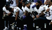 Baltimore Ravens President Blames Poor Attendance on National Anthem Protests