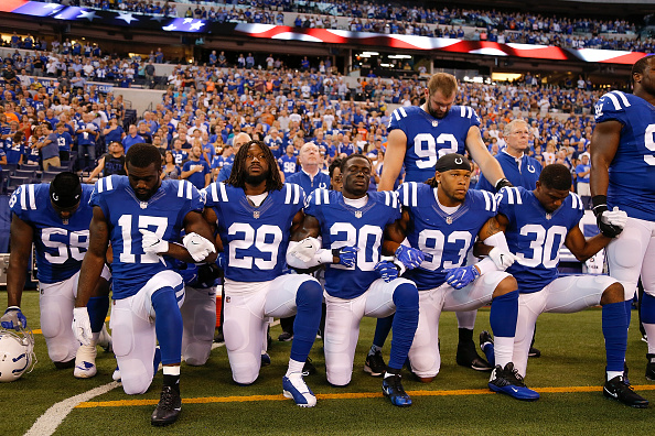 Colts' Gore, Vinatieri won't use season finale as farewell party