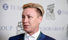 Abby Wambach Has a VERY Strong Message For the 'Idiots' Who Stole Her Car (VIDEO)