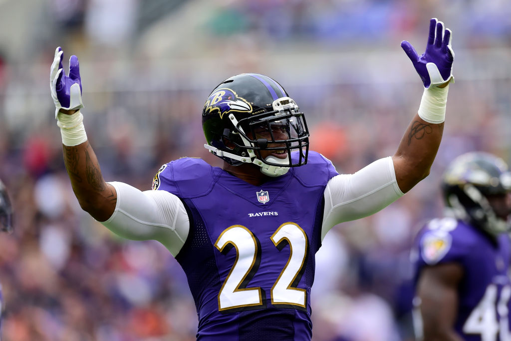 Jimmy Smith Suspended Four Games Under NFL's PED Policy