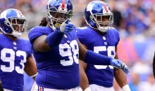 Giants' Damon Harrison Tells MLB Reporter To Watch His Mouth For Talking Reckless About The D-Line