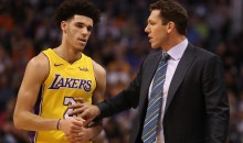 Luke Walton on LaVar Ball: 'We're Not Interested In Parents' Opinions'