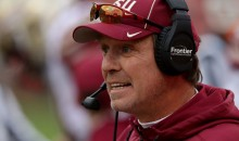 BREAKING:  Jimbo Fisher Accepts Head Coaching Position At Texas A&M