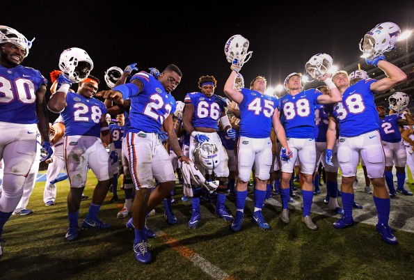 official photos 38605 63a58 REPORT: Florida Gators Switching From Nike To Jordan Brand ...