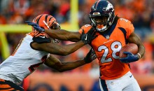 Broncos Screw Jamaal Charles Out $178k In Bonus Money By Purposely Benching Him For Final Game
