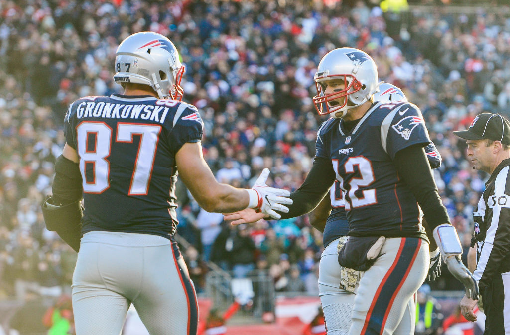 Rob Gronkowski Admits He's Considering Surprise Retirement From NFL