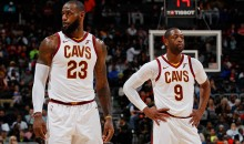 Most Cavs Players Weren't Interested in Dwyane Wade; LeBron Didn't Care
