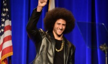 Kaepernick Receives 'Courageous Advocate Award' At ACLU Bill of Rights Dinner