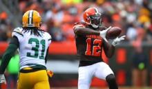 Packers Player Brings Up Josh Gordon's Substance Abuse in Heated Twitter Exchange (TWEET)