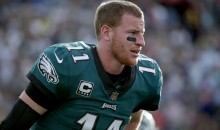 Terrible Los Angeles Rams Fans Cheer & Start Chant In Favor of Carson Wentz & His Injury