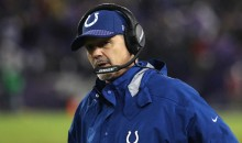 REPORT: Indianapolis Colts To Fire Head Coach Chuck Pagano