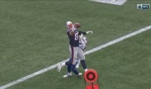 Rob Gronkowski Made A Ridiculous One-Handed Catch For A Touchdown (VIDEO)