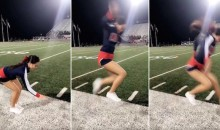 "HS Cheerleader Uses Black Magic to Perform ""Invisible Box"" Trick and Take Social Media by Storm (VIDEOS)"