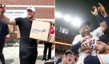Houston Strong! J.J. Watt and Jose Altuve Named SI Sportspersons of the Year