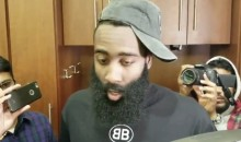 "James Harden Rips Refs After Loss To Clippers: ""Tired of 'Bulls–t Calls"" (VIDEO)"